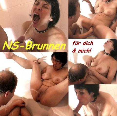 NS-Brunnen für dich und mich!