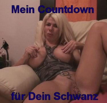 Countdown für Dein Schwanz!!