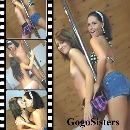 Sexy GoGoSisters Strip