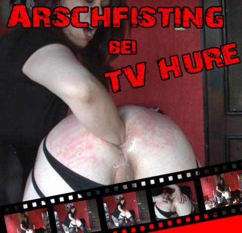 Arschfisting bei TV-HURE