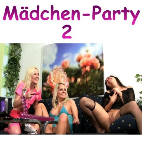 Mädchen-Party  :    Teil  2