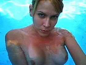 Mein 1. Unterwasservideo