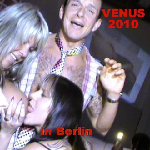 mit Klaus  auf der Venus 2010