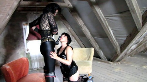 Geiler Strapon – Fick mit Lady Jane